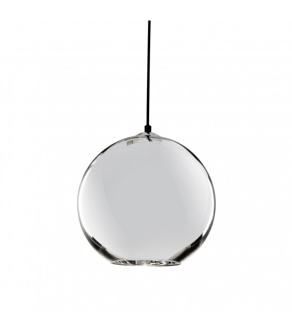 COOPER Lamp -Chrome- Inspiration Copper Pendant de Tom Dixon