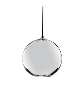 COOPER Lampe -Chrome- Inspiration Kupferanhänger von Tom Dixon