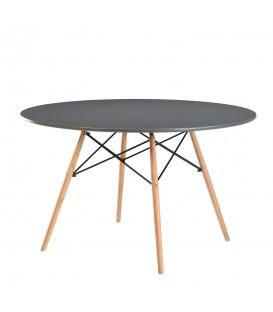 Ispirazione del tavolo in legno 120 DSW de Charles & Ray Eames