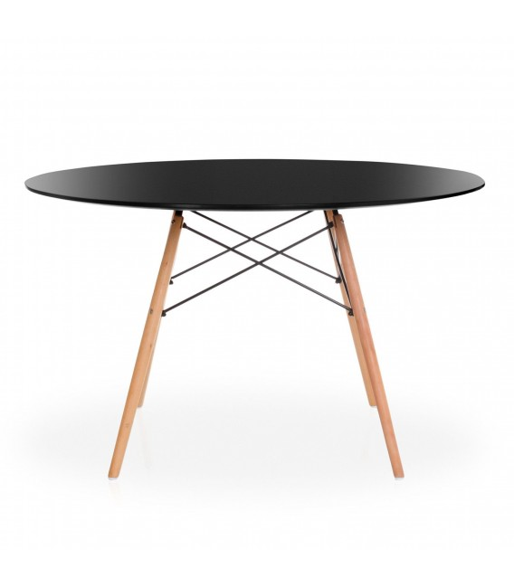 WOODEN 120 Table Inspiration DSW de Charles & Ray Eames