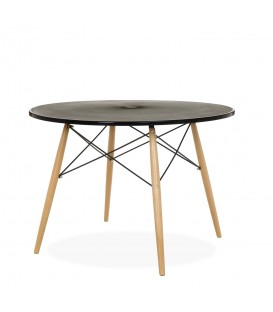 Table WOODEN 100 CM