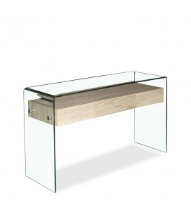 NIZA Console Table -Drawer-