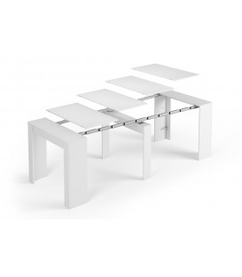 MESA COMEDOR EXTENSIBLE BRILLO