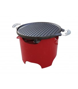 Barbecue au biocarburant BB03