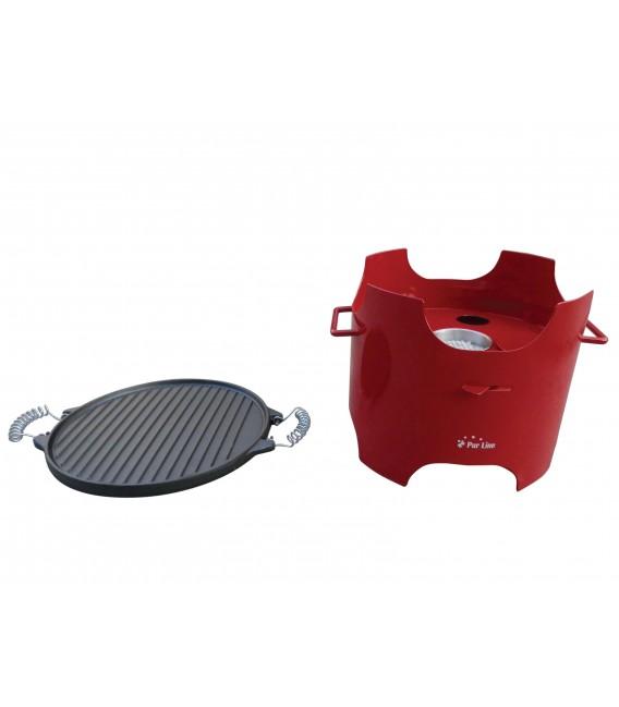 Bio-fireplace Barbecue BB03