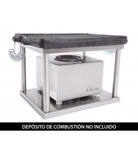 Barbacoa de biocombustible BB04AC de
