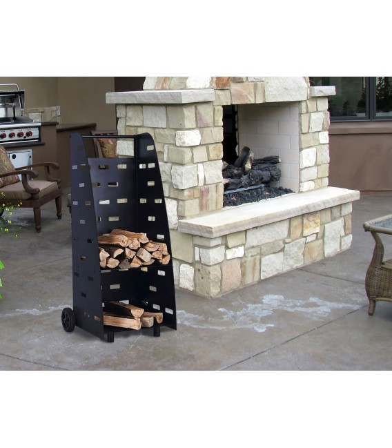Fireplace Log holder EFP12