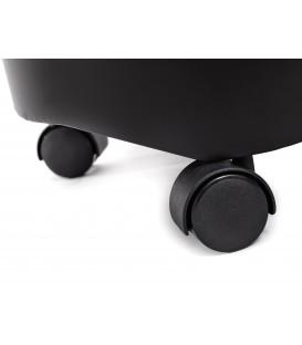 Cubo Portaleña con ruedas EFP15 de