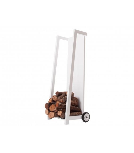 Stahlholzwagen mit Rädern für einfachen Transport EFP24