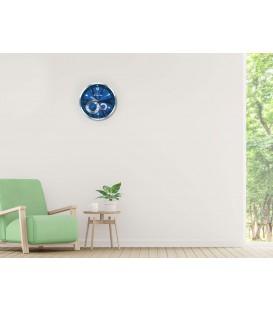 Wall-mounted analogue weather station WSA01