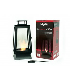 Bio-fireplace MYSTIC