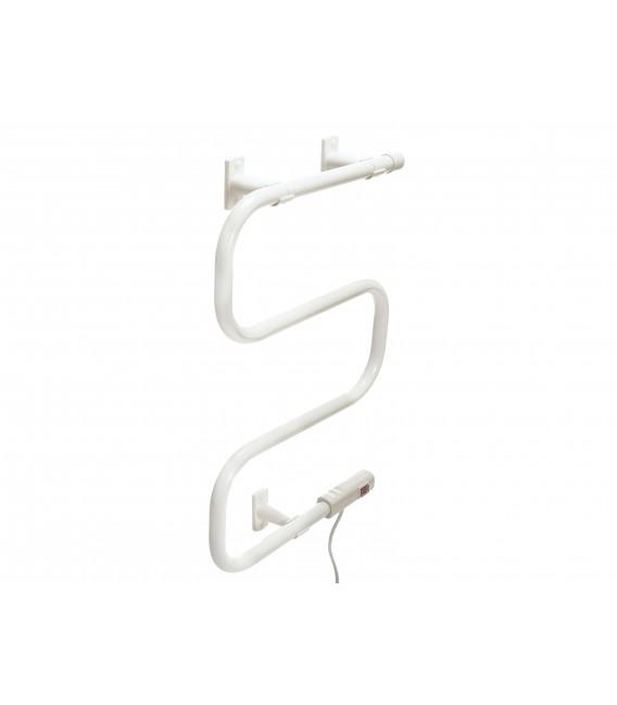 Portasalviette elettrico bianco NTW-01