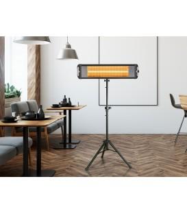 Chauffage infrarouge au sol ou mural pour usage intérieur ou extérieur HEATY EXC 25