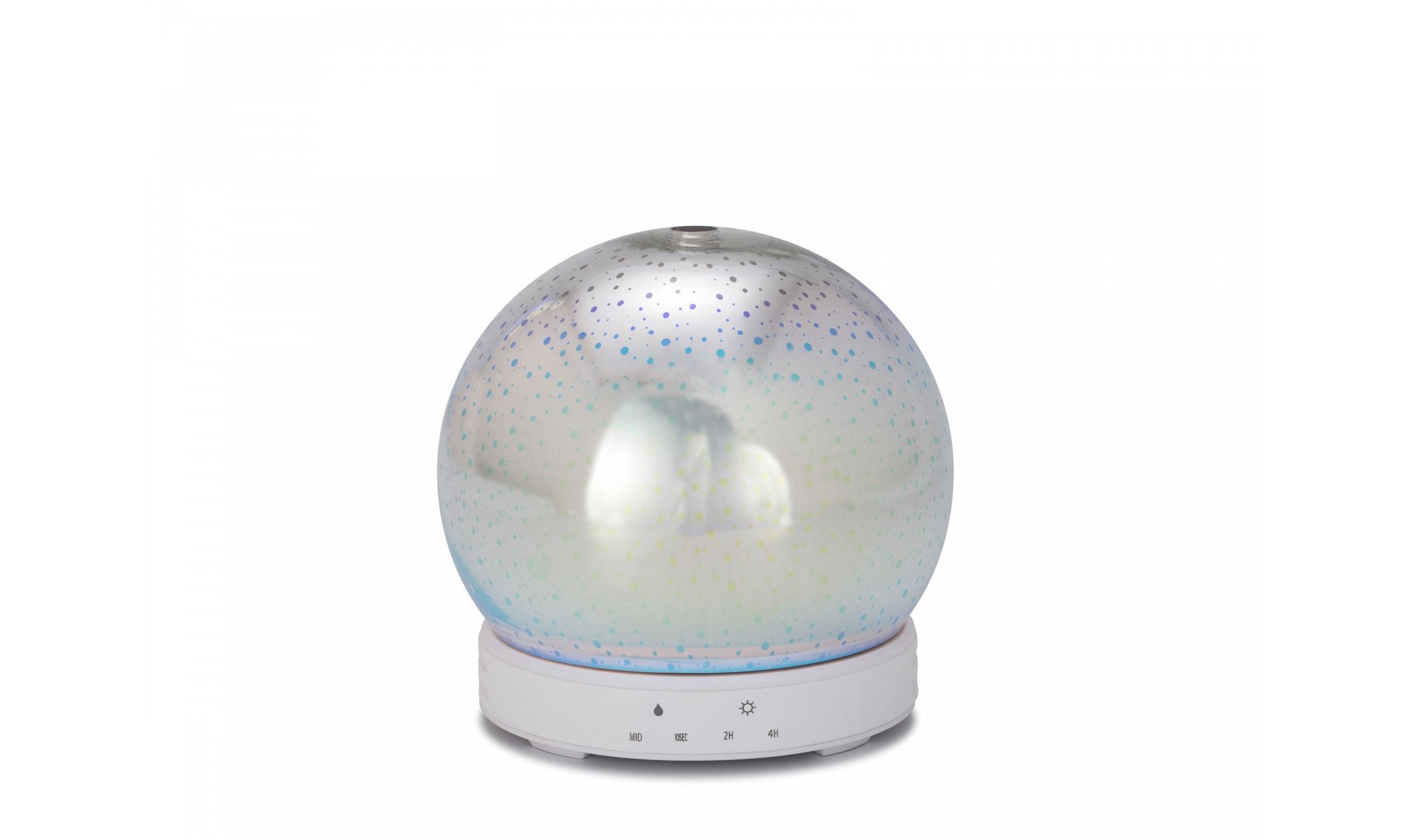 Difusor de aroma de cristal efecto 3D SUMU 20 GLASS E